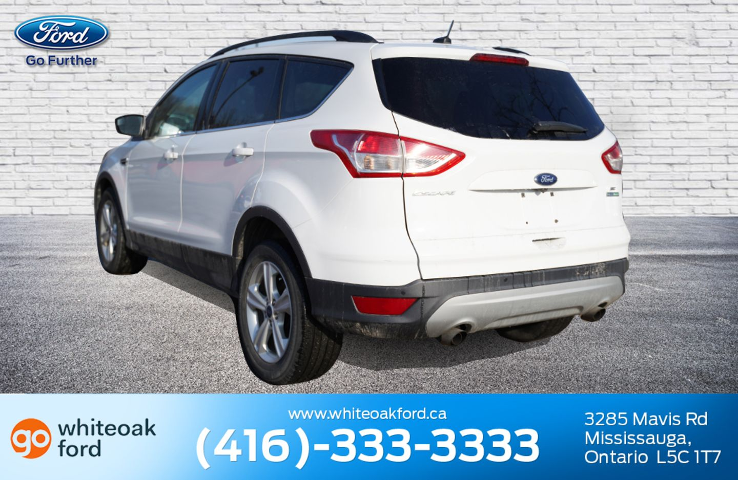 2015 Ford Escape SE for sale in Mississauga, Ontario