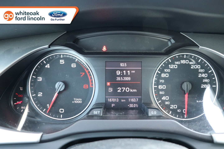 2010 Audi A4 2.0T Premium for sale in Mississauga, Ontario