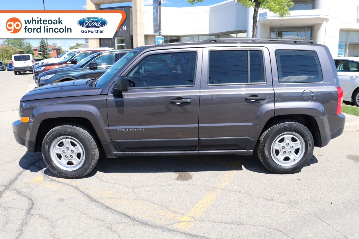 2016 Jeep Patriot Sport for sale in Mississauga, Ontario