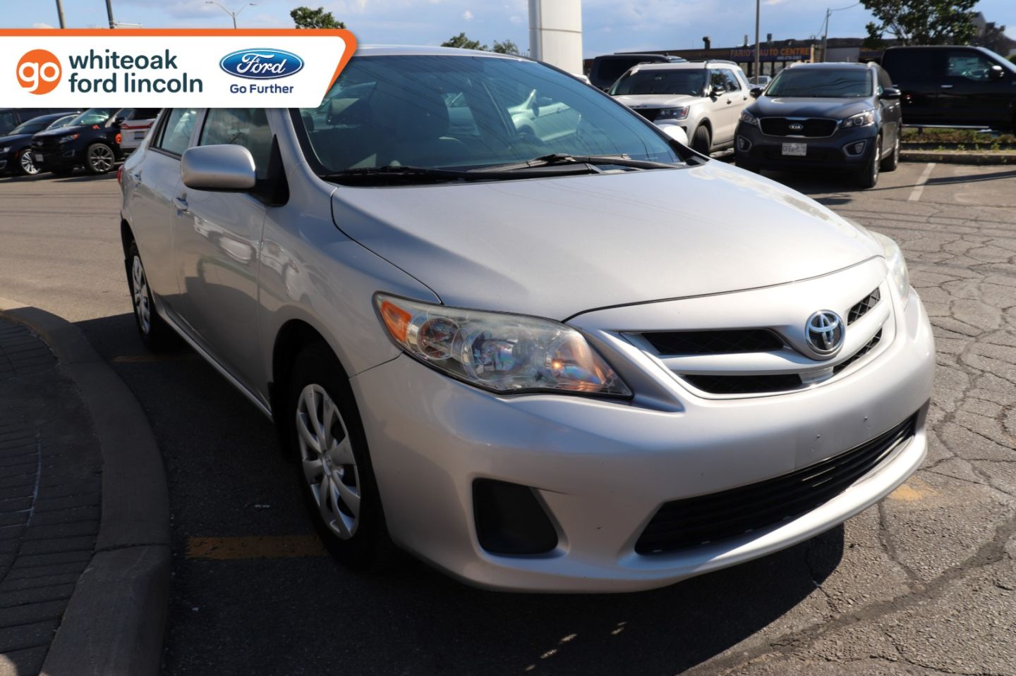 2011 Toyota Corolla CE for sale in Mississauga, Ontario