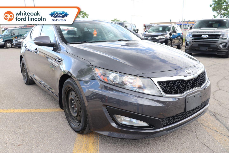 2013 Kia Optima LX for sale in Mississauga, Ontario