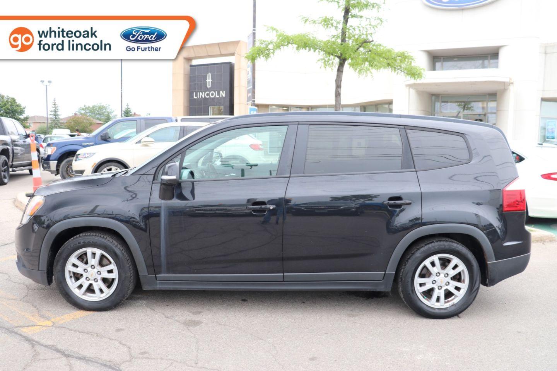 2014 Chevrolet Orlando LT for sale in Mississauga, Ontario