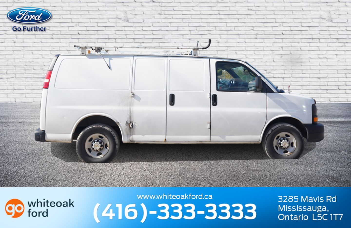 2012 Chevrolet Express Cargo Van  for sale in Mississauga, Ontario