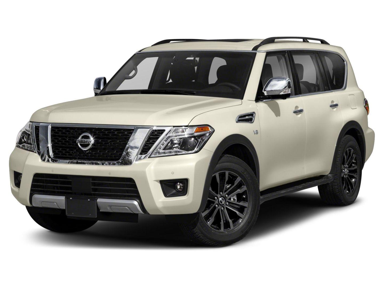 New 2020 Nissan Armada Platinum 20ar2060 Edmonton Alberta Go Auto