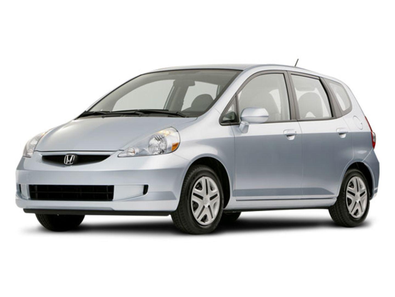 2008 Honda Fit DX for sale in Edmonton, Alberta
