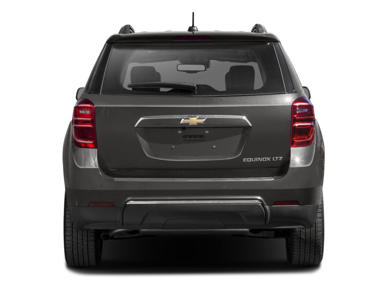 2016 Chevrolet Equinox LTZ for sale in Edmonton, Alberta
