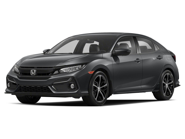 2020 Honda Civic Hatchback Sport Touring for sale in Edmonton, Alberta