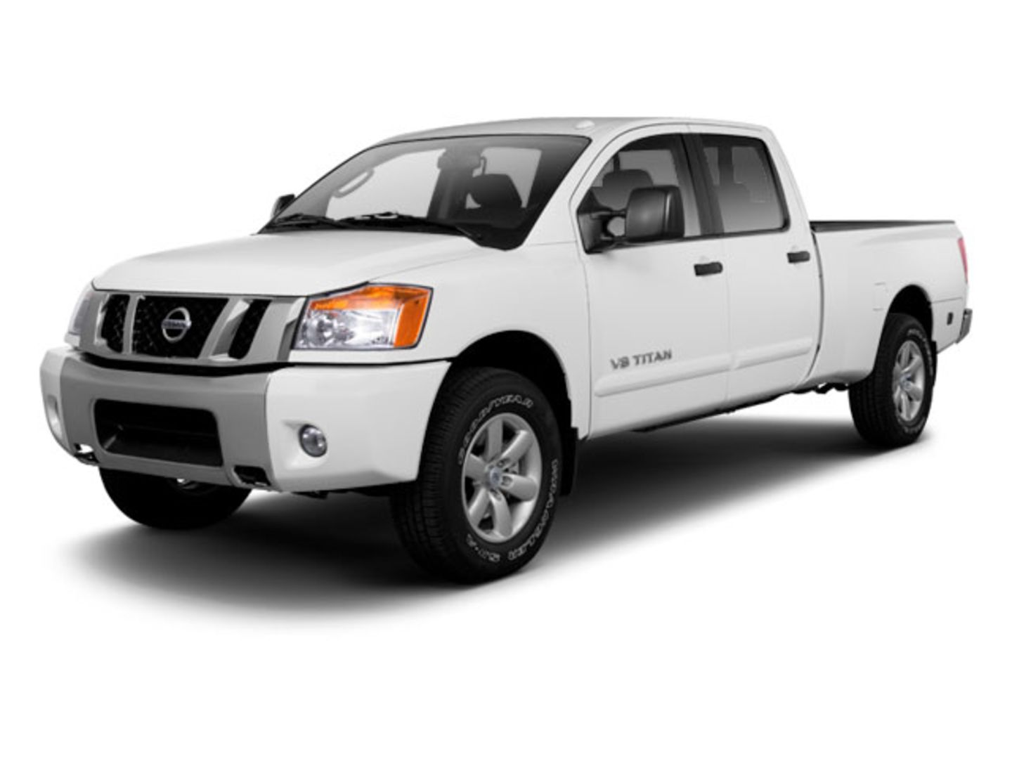 2010 Nissan Titan LE for sale in Edmonton, Alberta