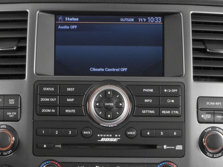 2015 Nissan Armada Platinum Edition for sale in London, Ontario