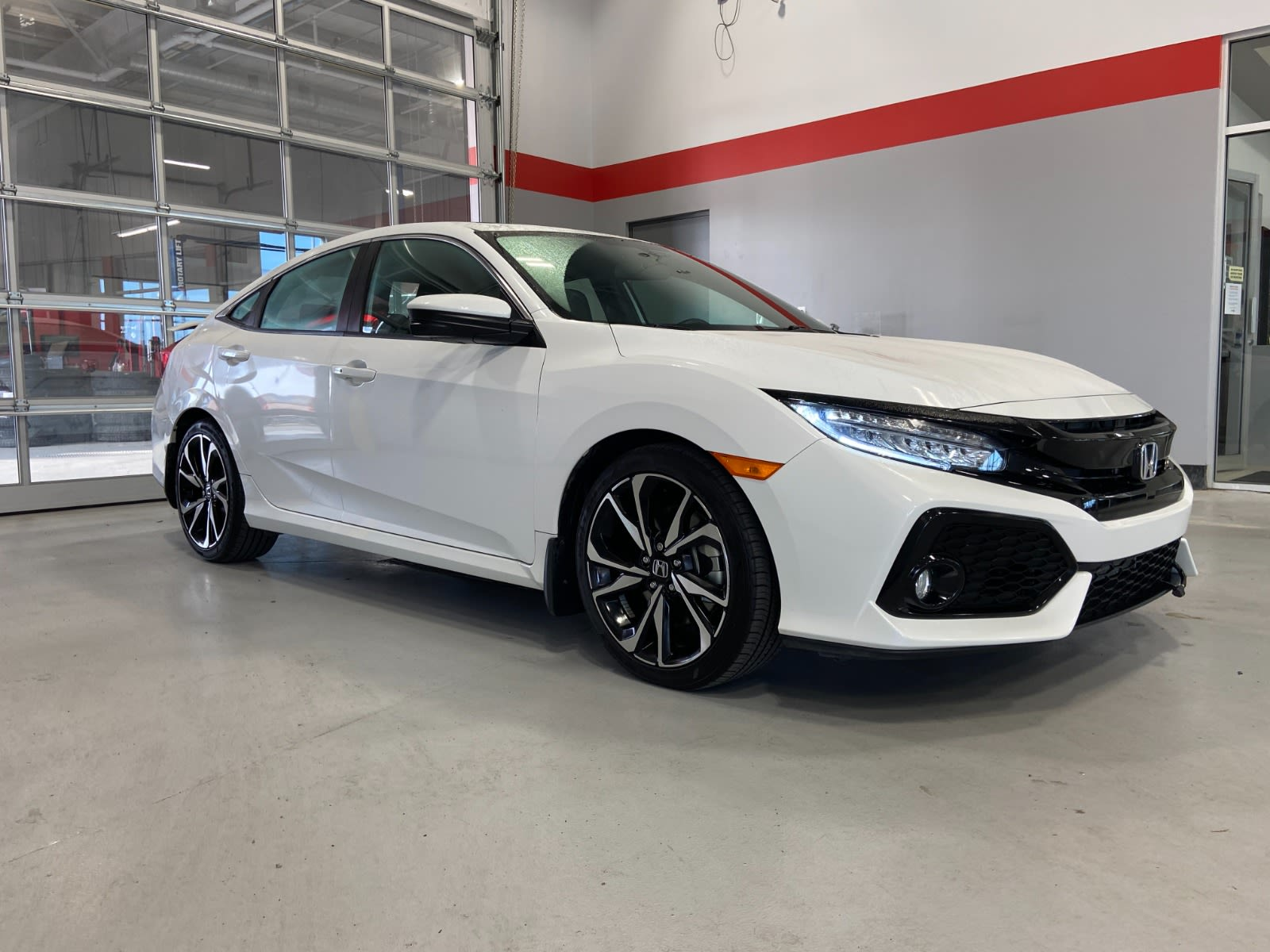 2019 Honda Civic Si FWD
