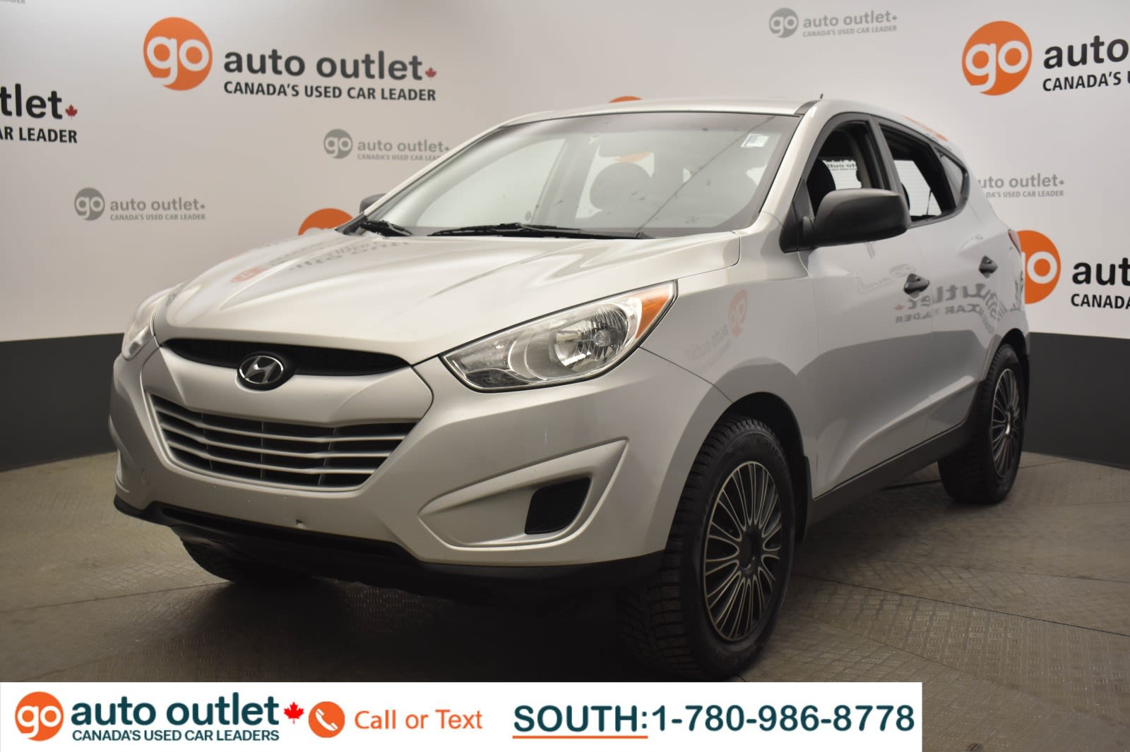 2013 Hyundai Tucson L FWD