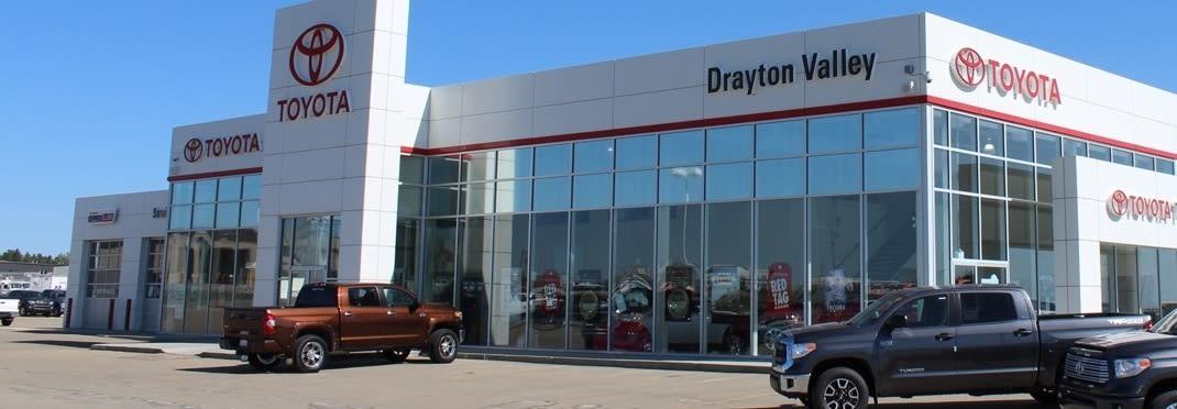 Drayton Valley Toyota
