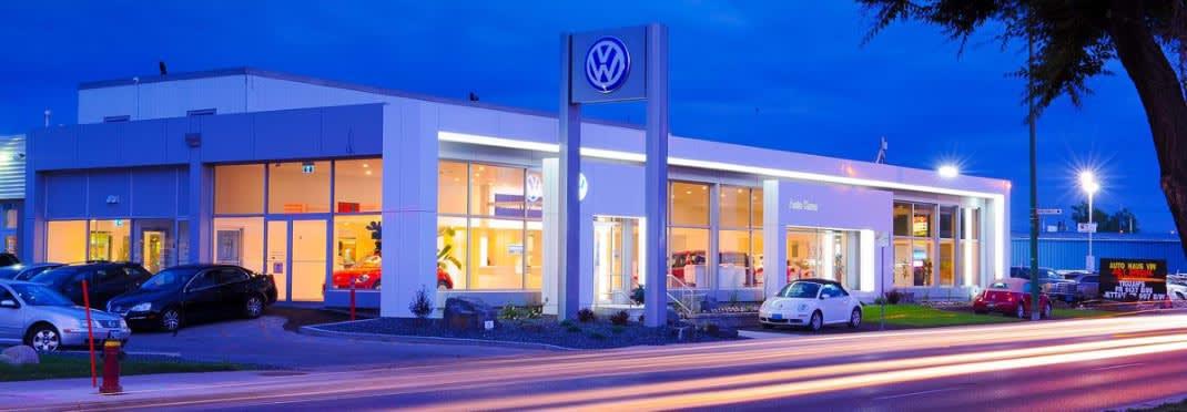 Go Autohaus Winnipeg