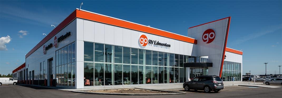 Go RV Edmonton