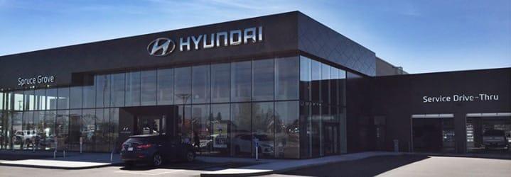Spruce Grove Hyundai