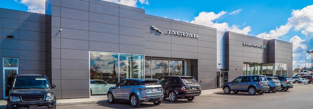 Jaguar-Land Rover Calgary