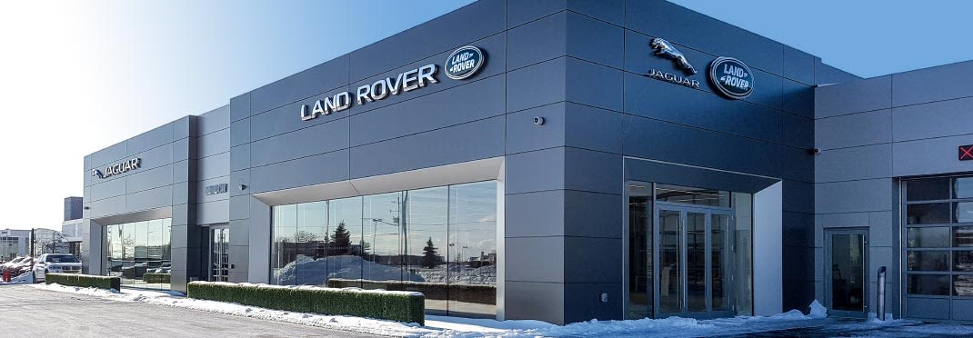 Jaguar Land Rover London