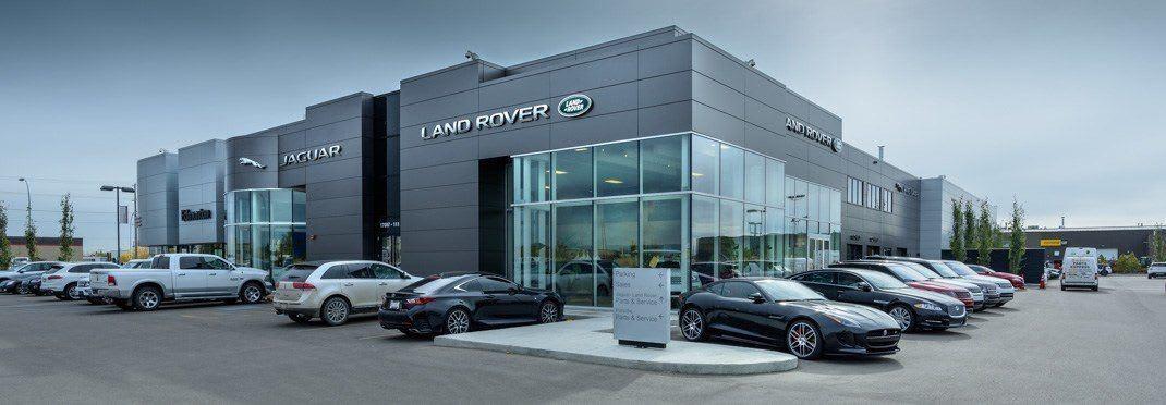 Jaguar Land Rover Edmonton