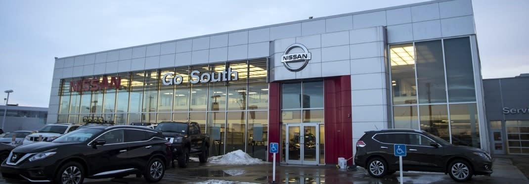 Go Nissan South