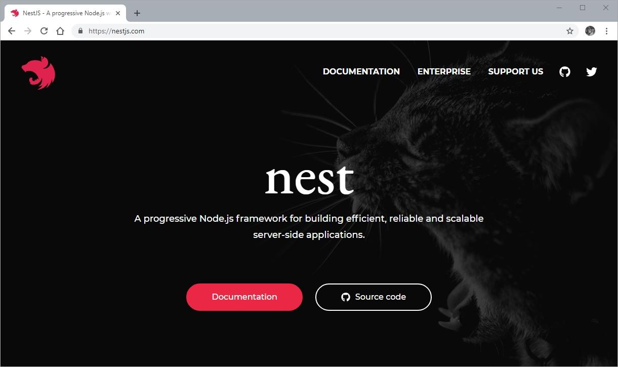 Node Framework Nest.js