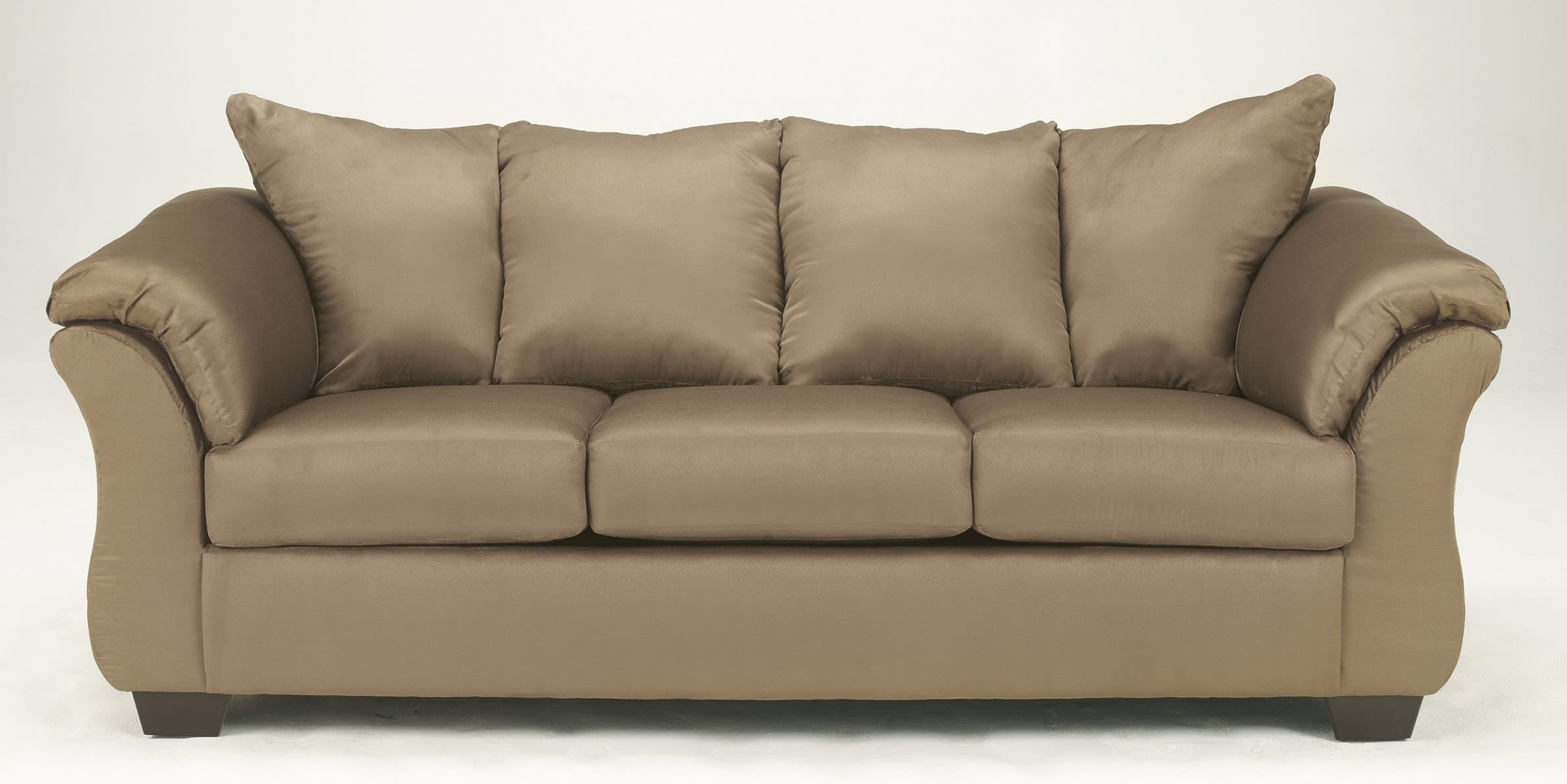 Ashley Darcy Mocha Full Sleeper Sofa