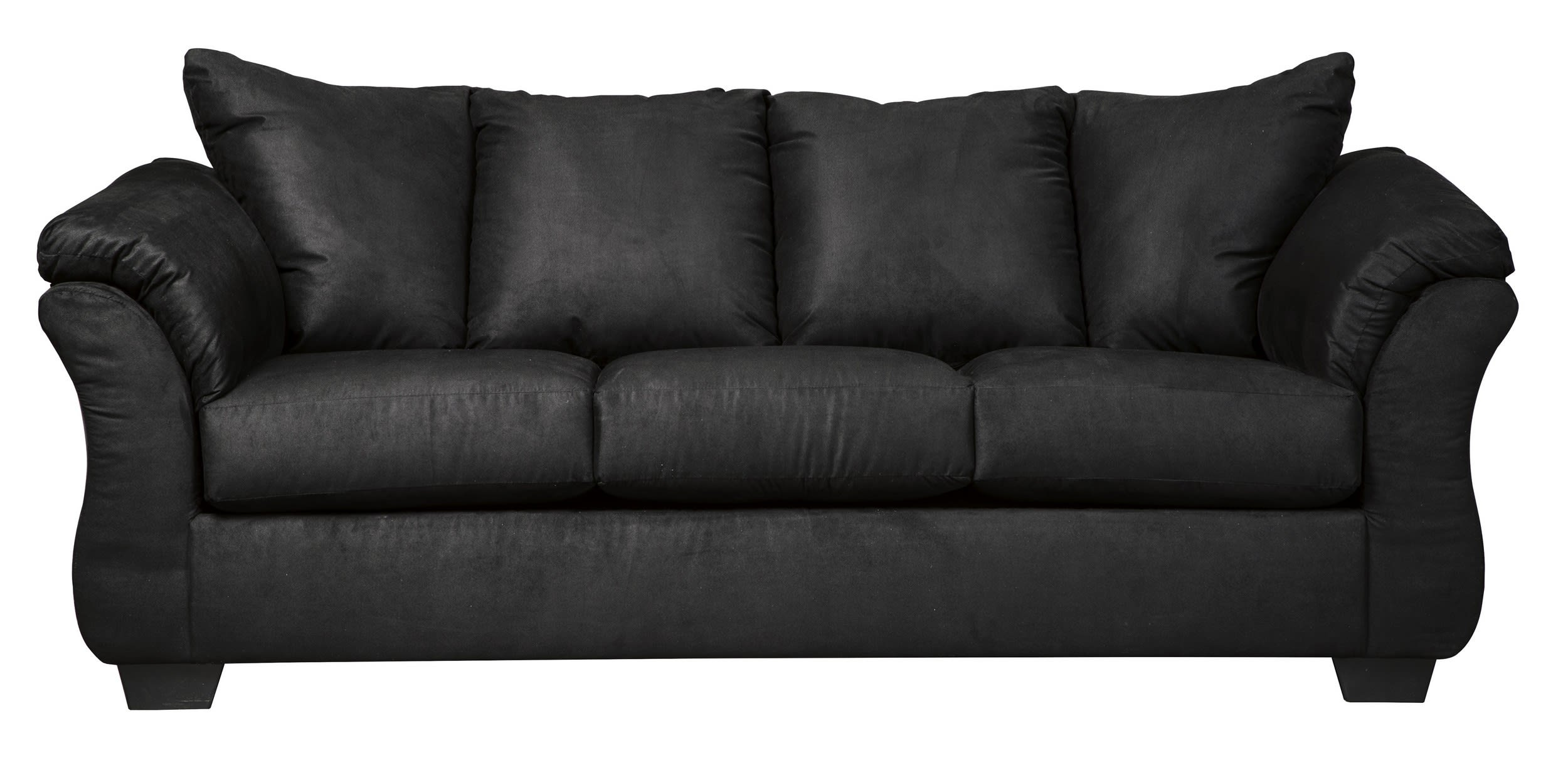 Ashley Darcy Black Full Sleeper Sofa