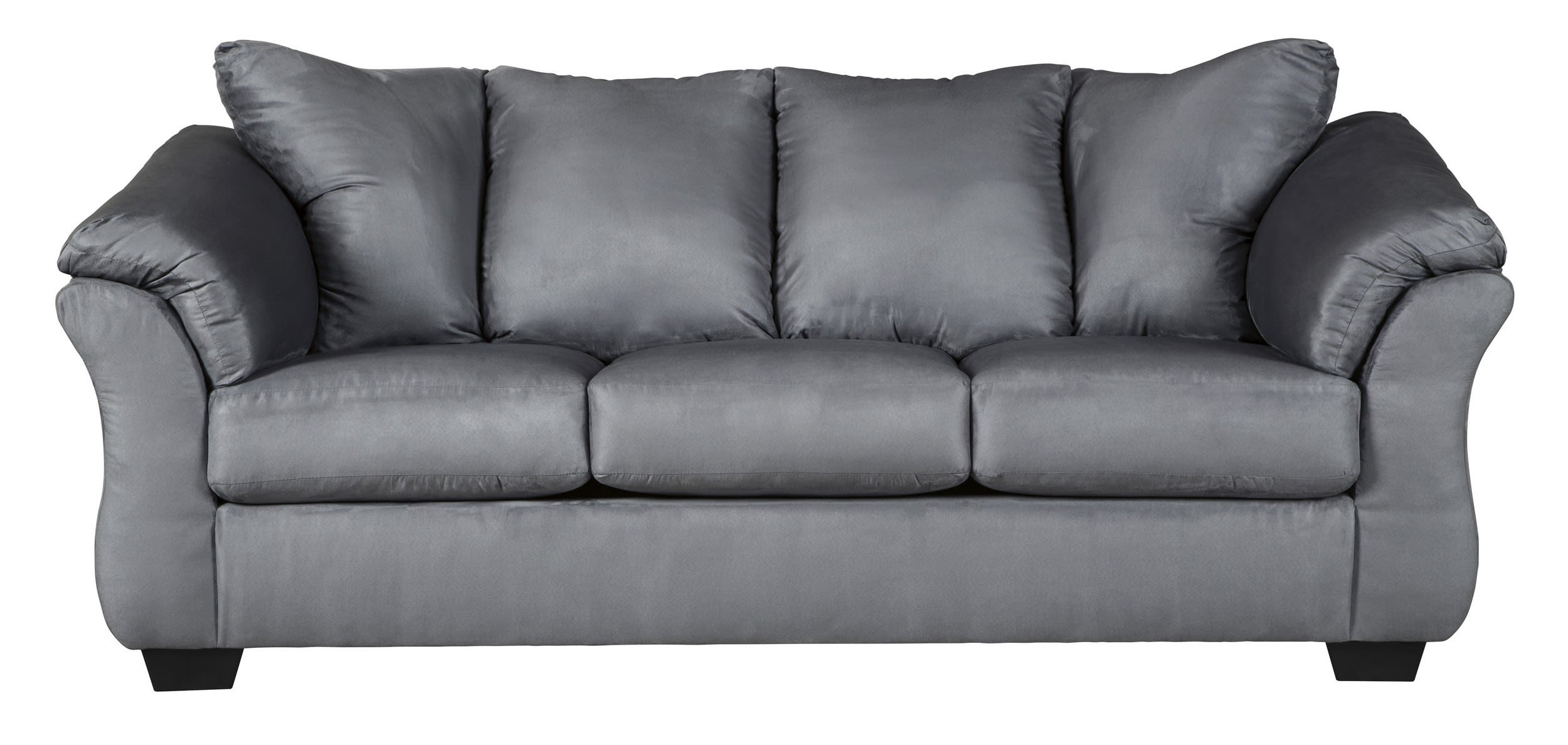 Ashley Darcy Steel Full Sleeper Sofa