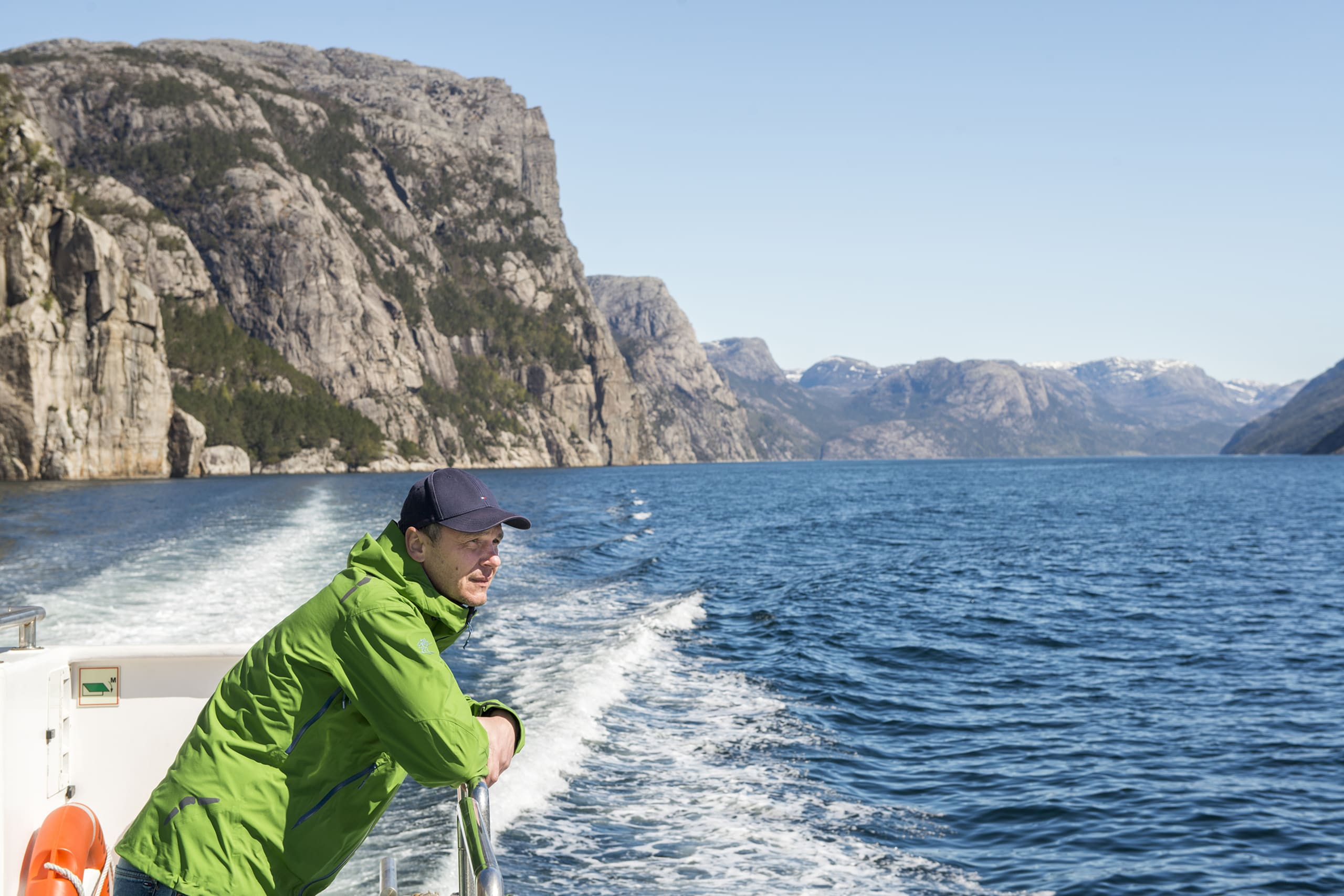 Lysefjord cruise