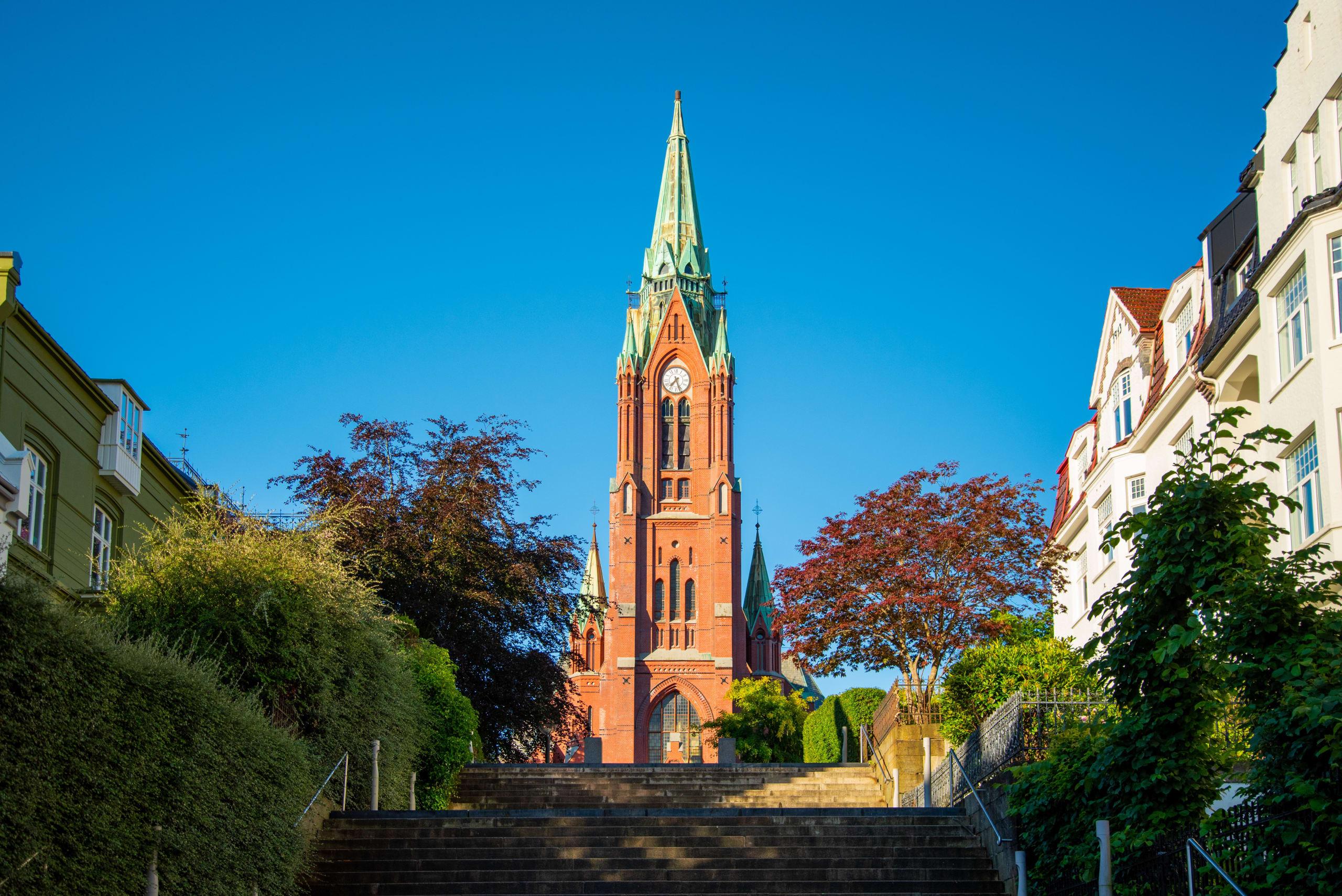 St. John's church in Bergen