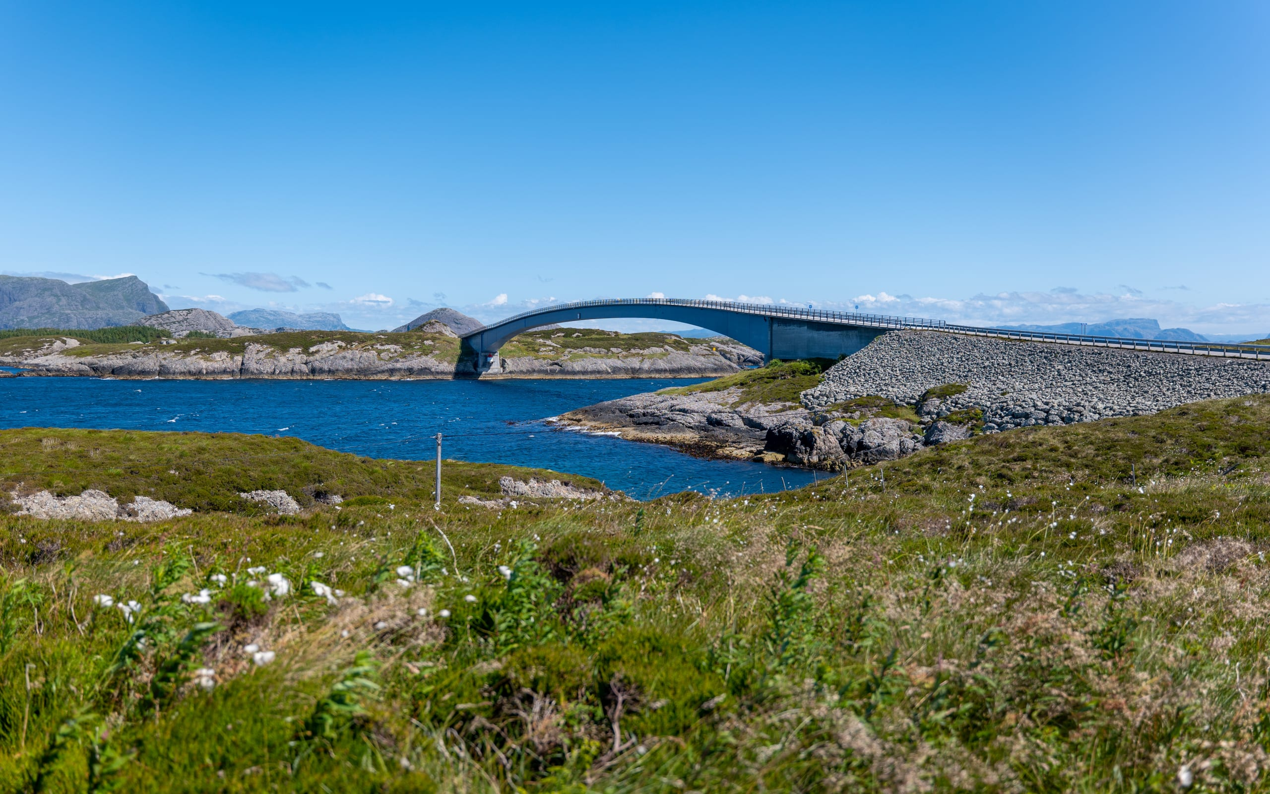 The North Sea gateway bridge