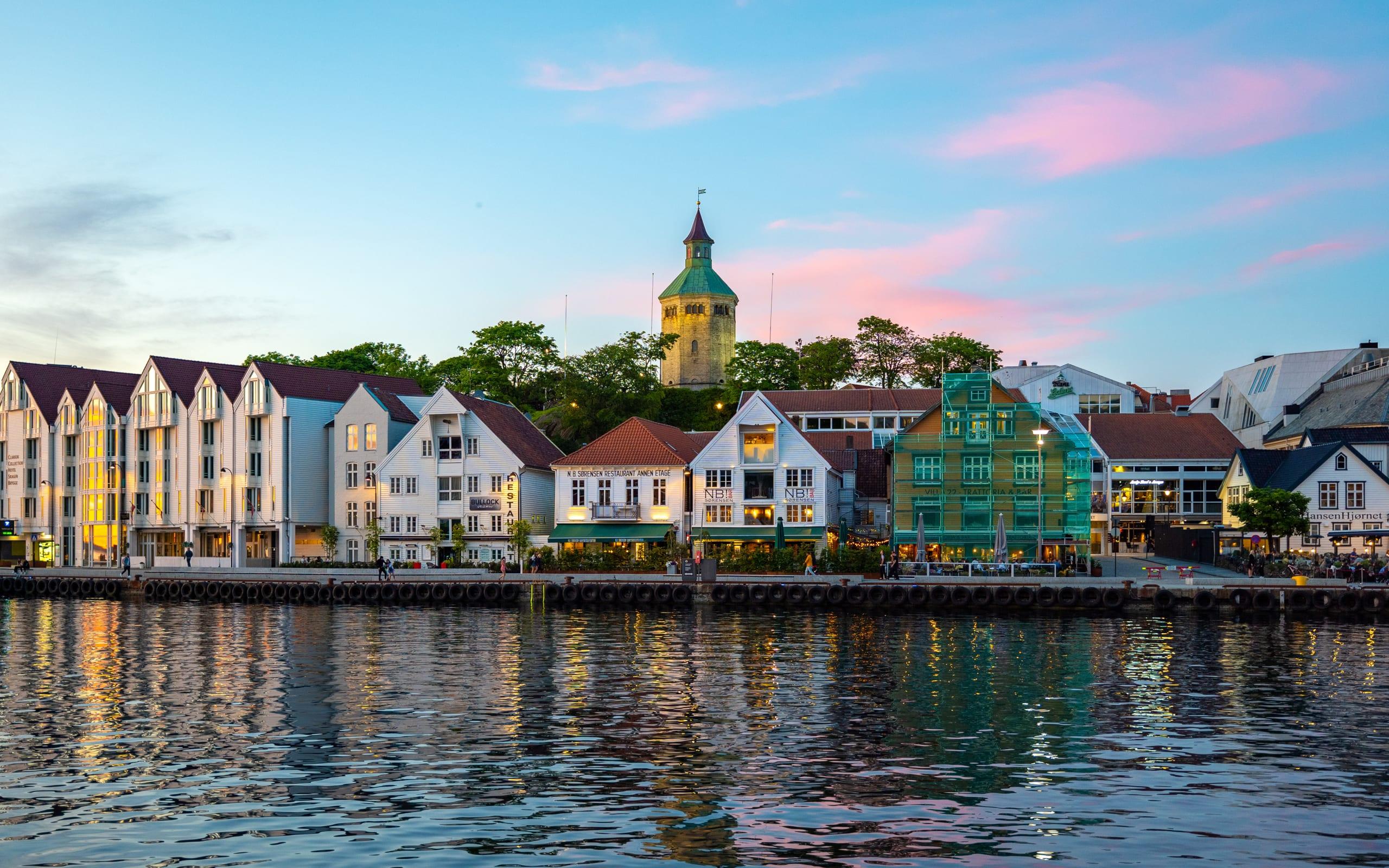 Harbor of Stavanger