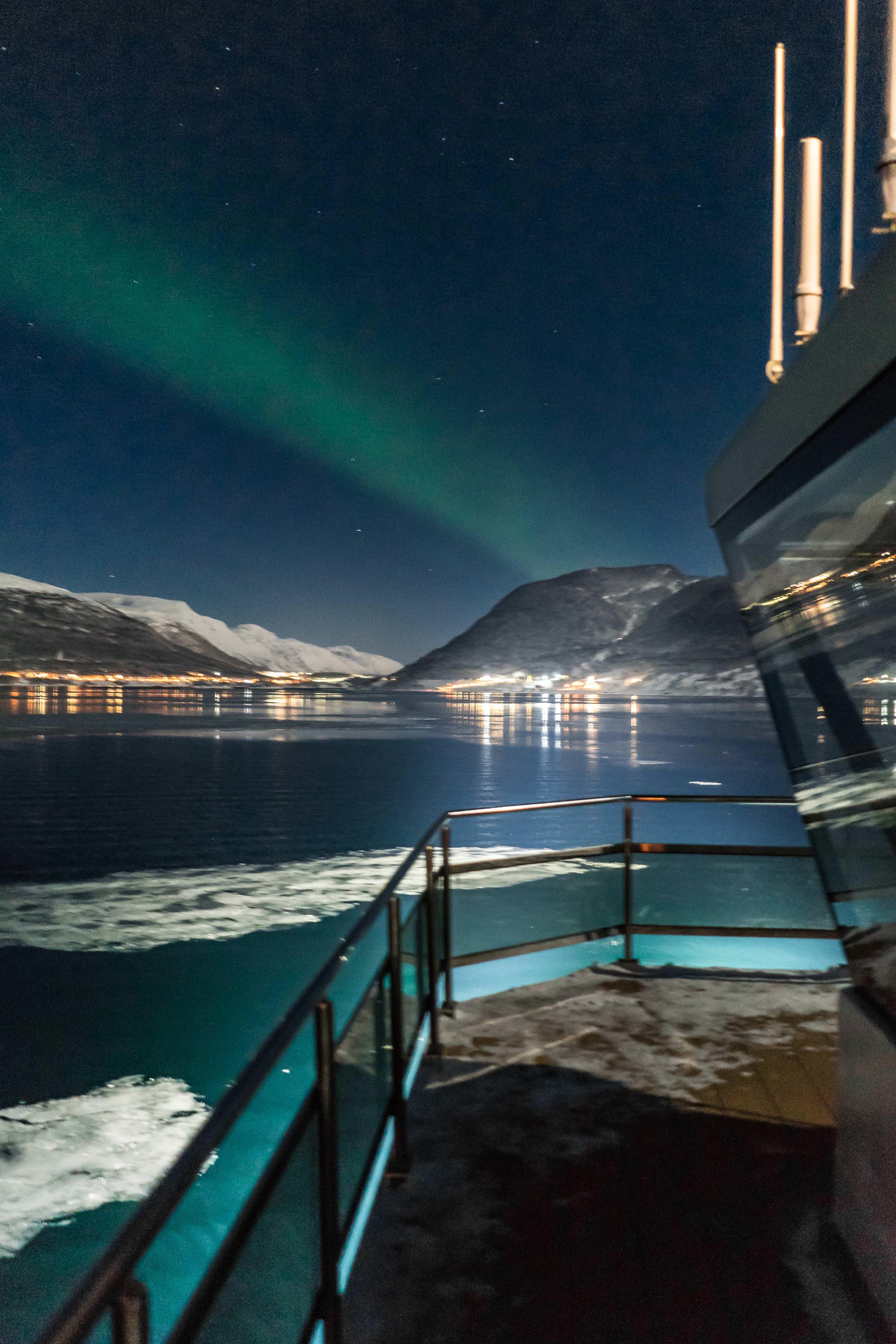 Brim Aurora Borealis