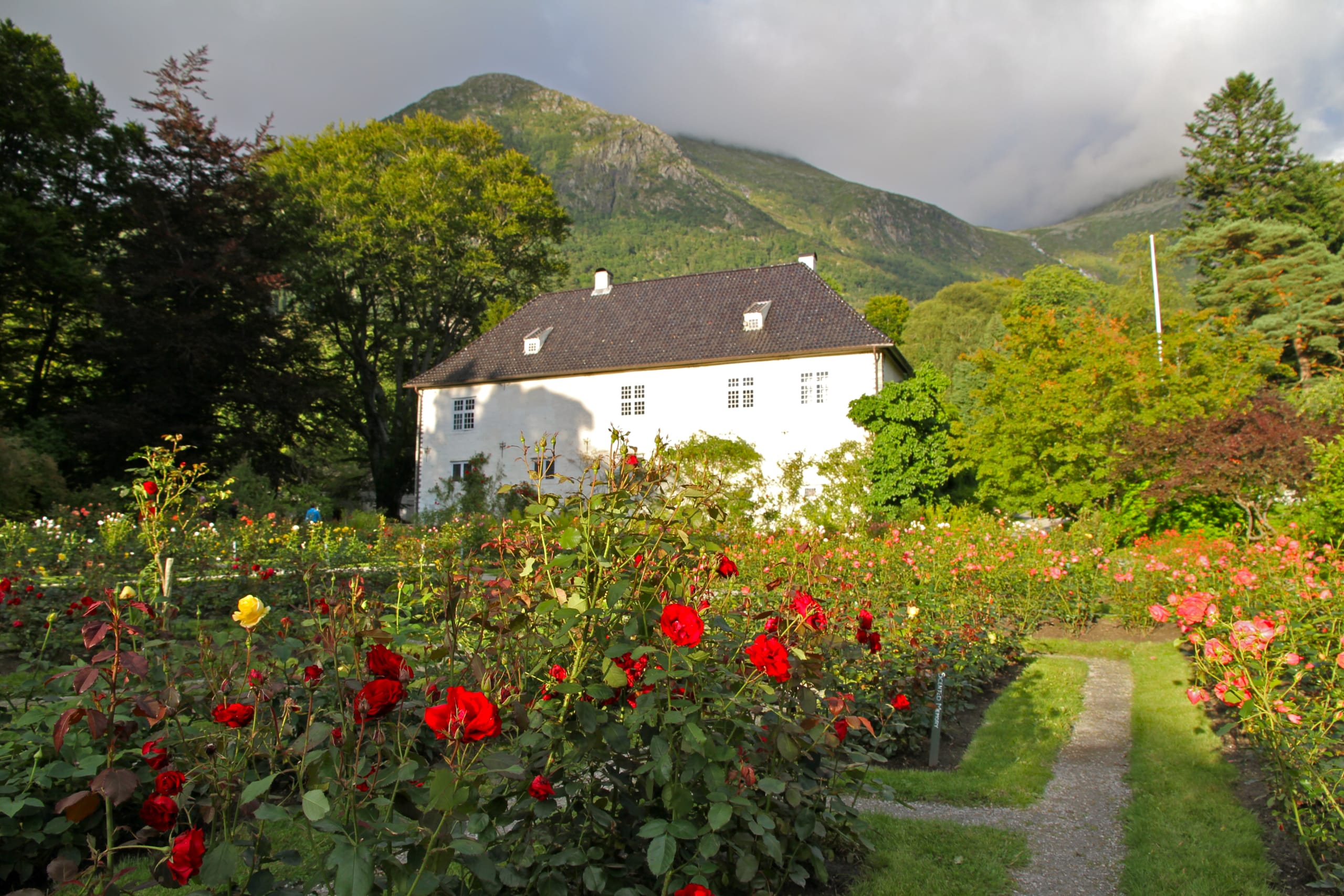 Rosendal Barony in Norway