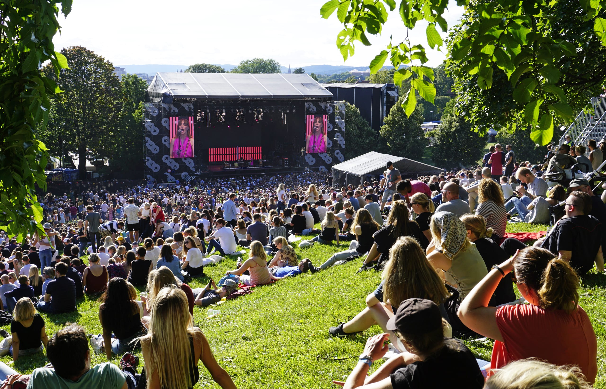 Oya Music Festival in Oslo