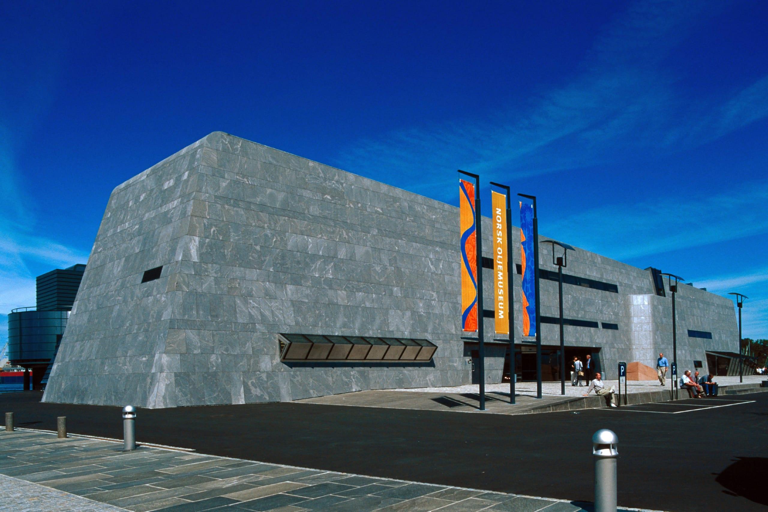 Stavanger Oil Museum