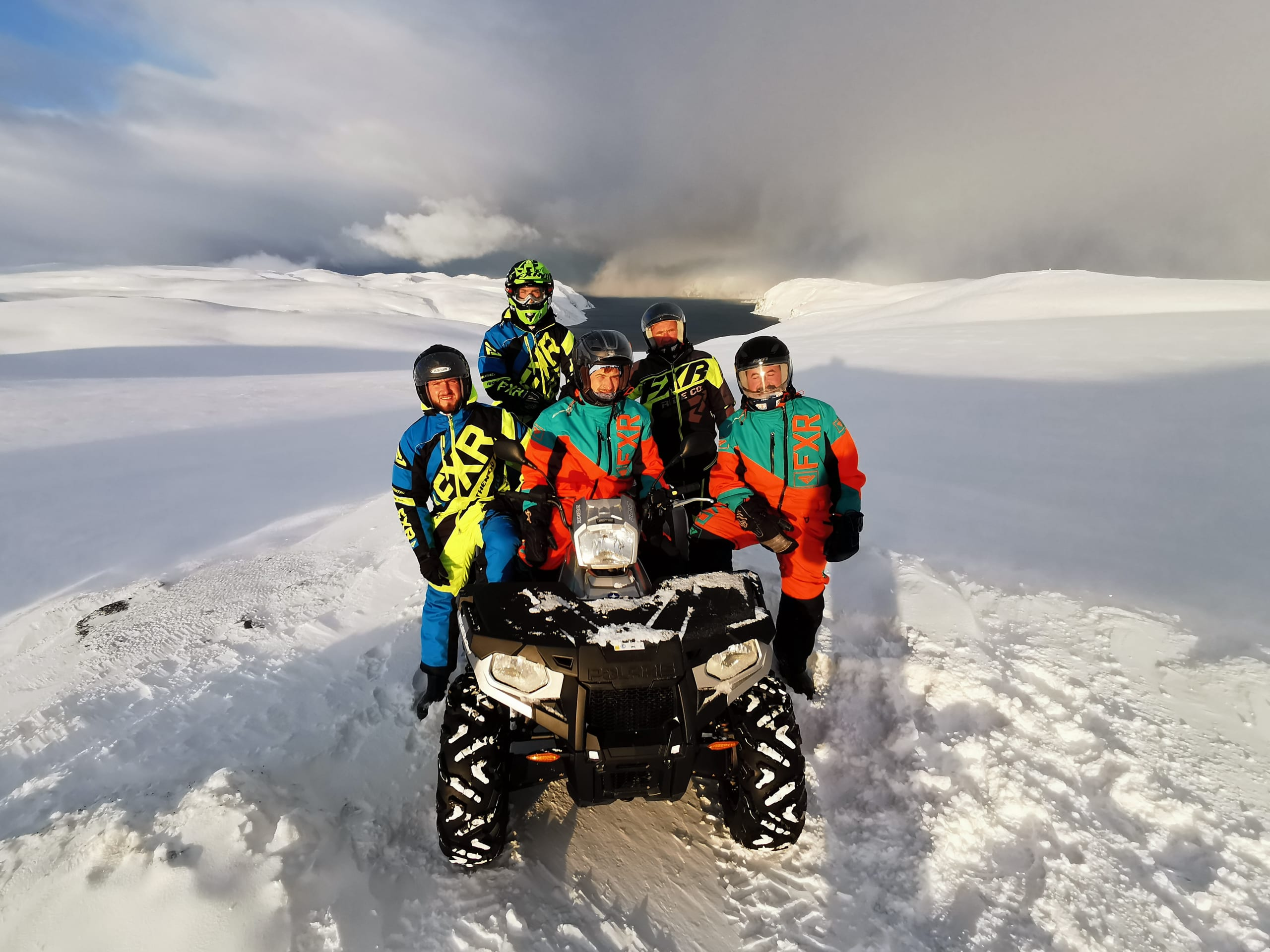 ATV safar to the North Cape