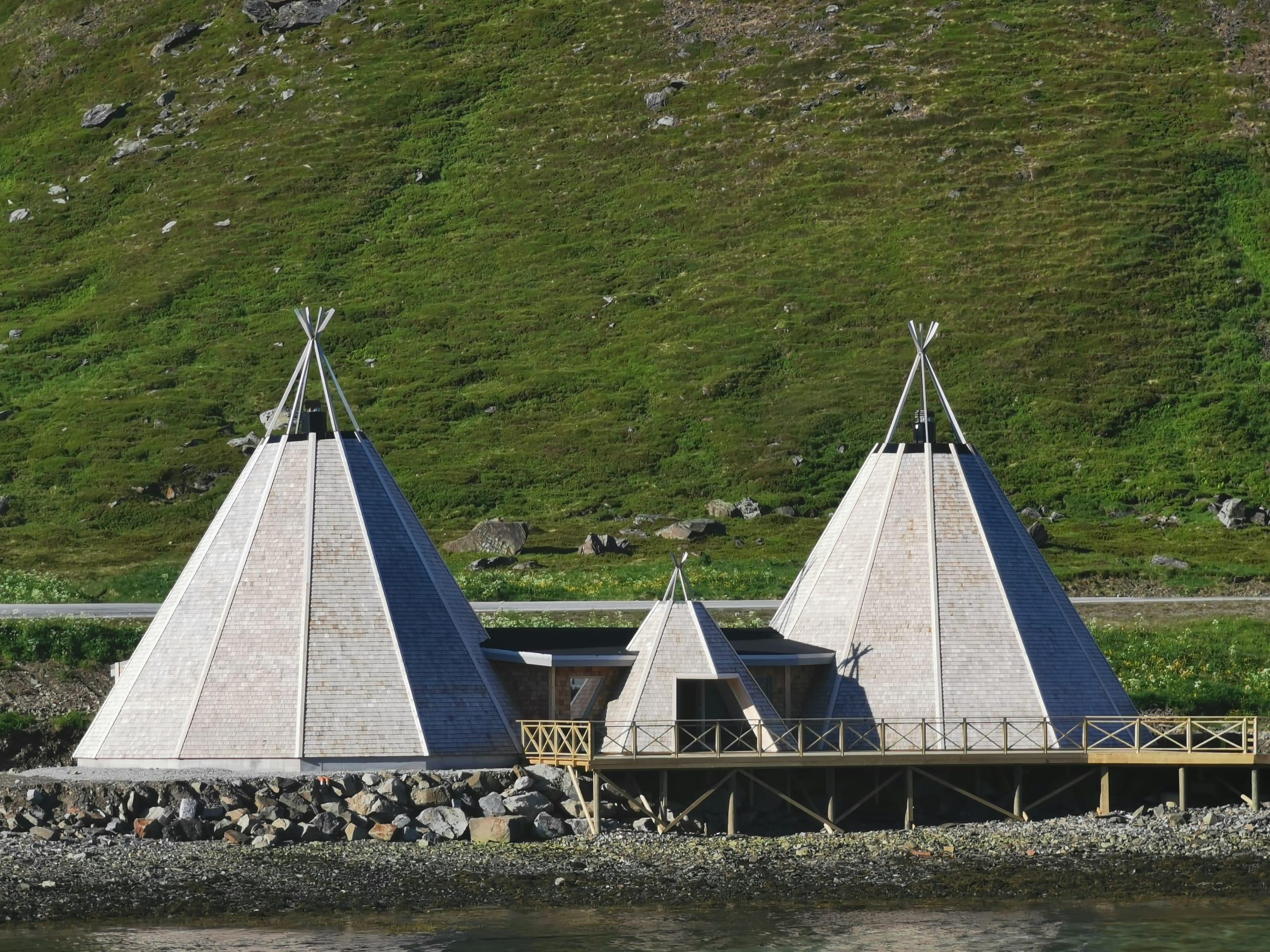 Sarnes sami camp