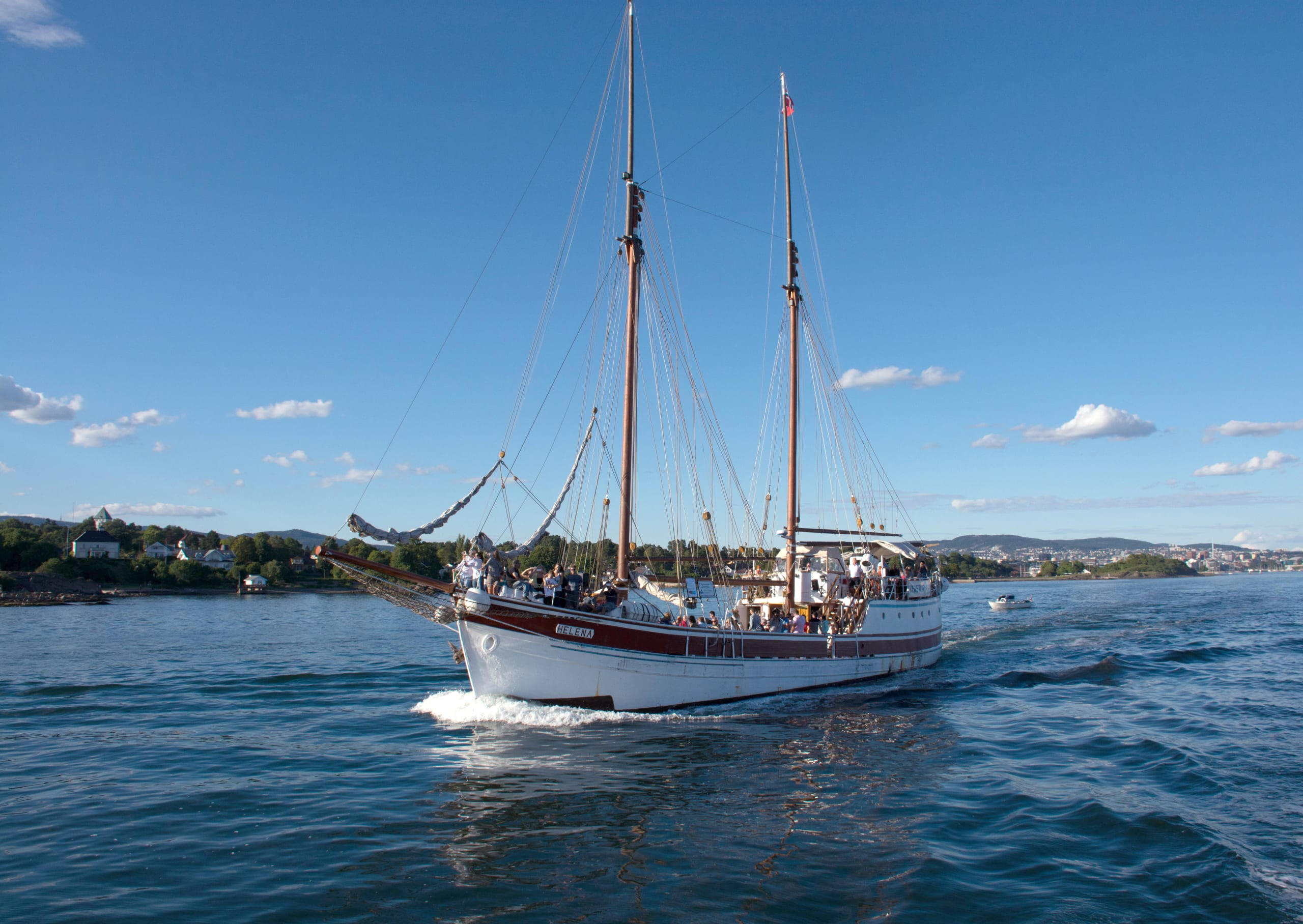 Oslofjord jazz cruise