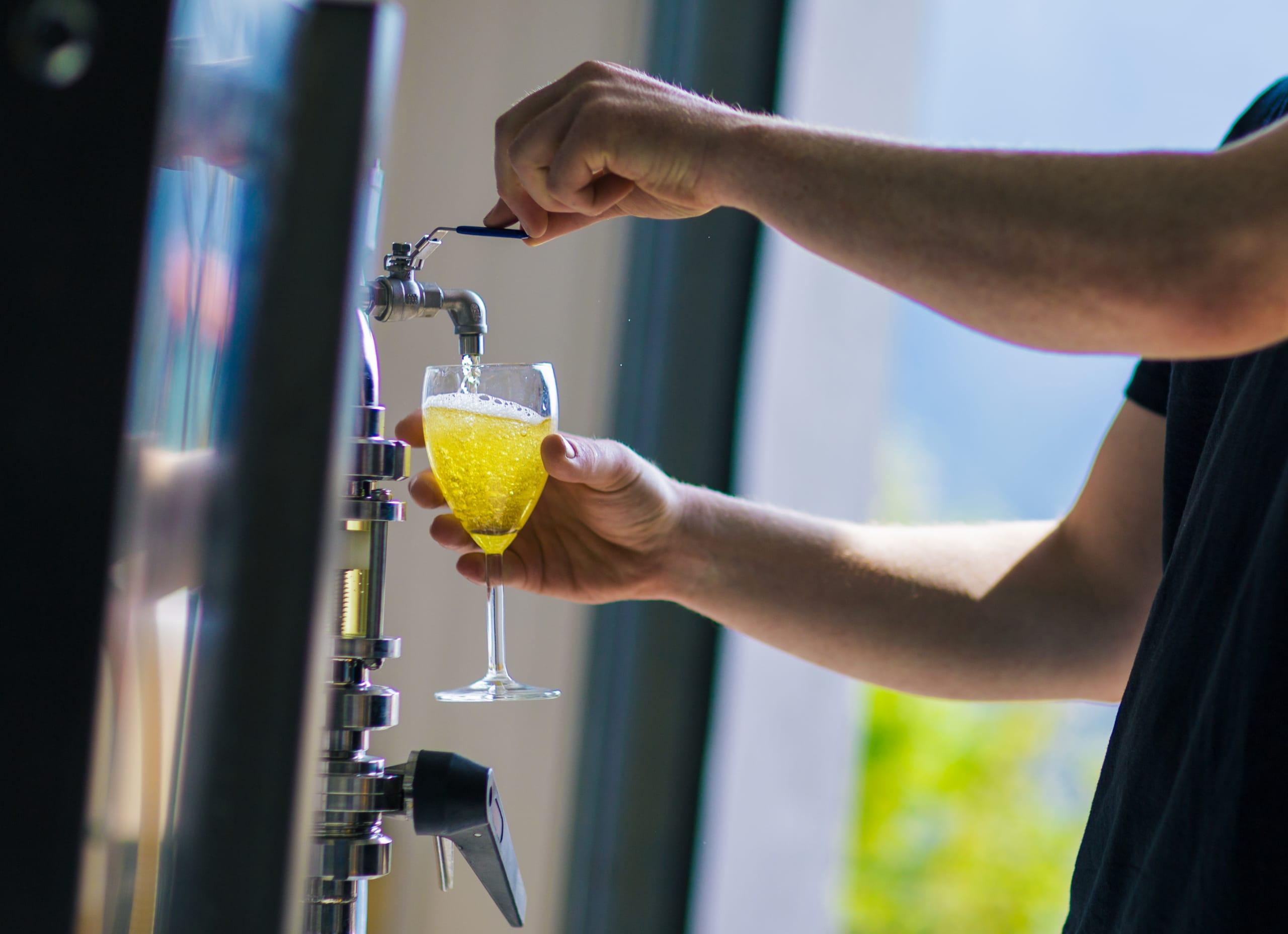 Cider made in Hardanger