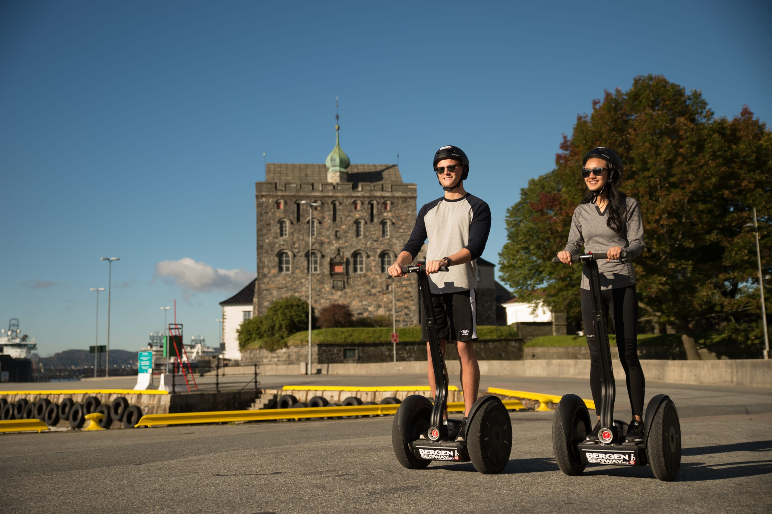 Segway tour in Bergen
