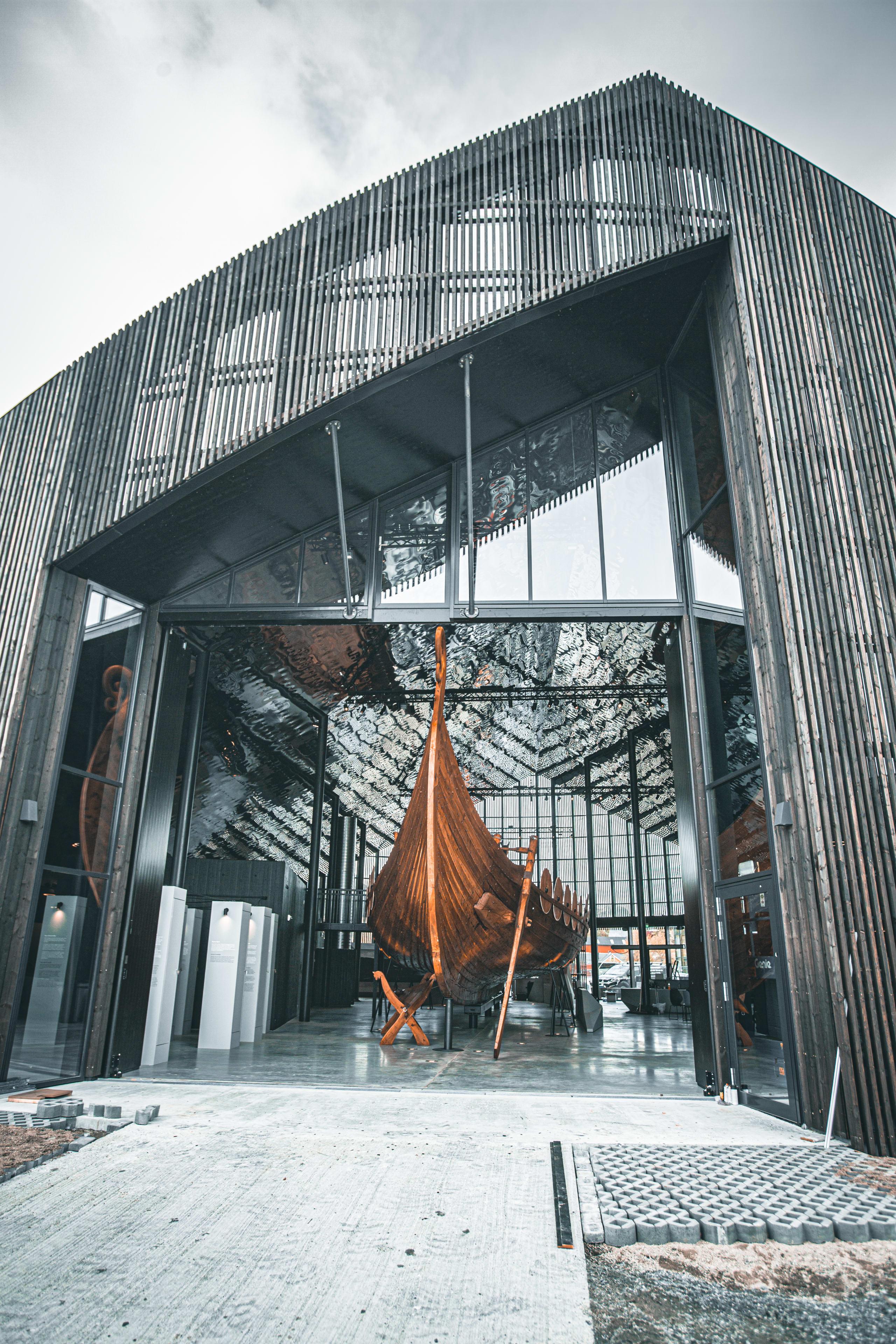 Sagastad Viking Museum in Nordfjord