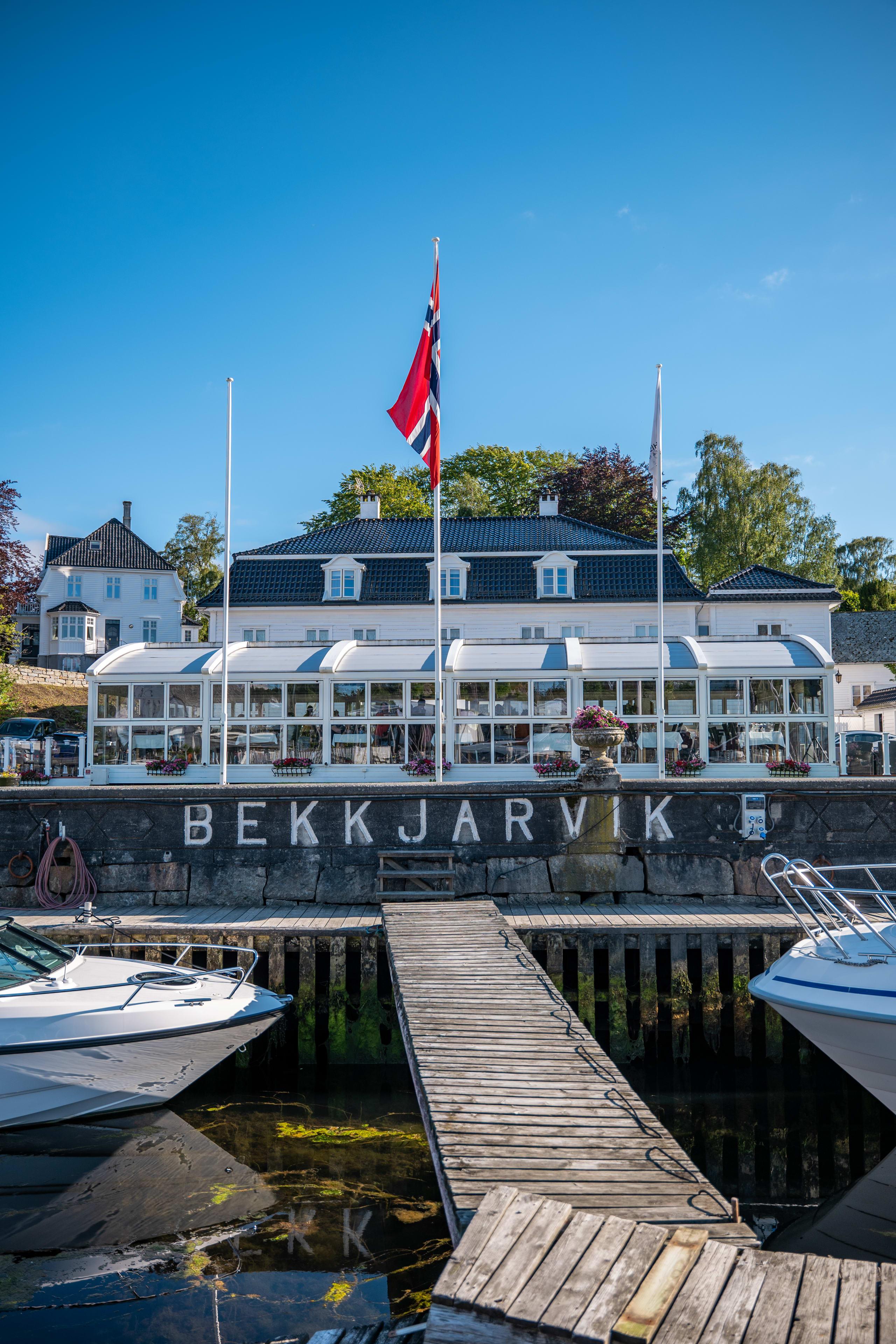 Bekkjarvik Gjestgiveri at Austevoll