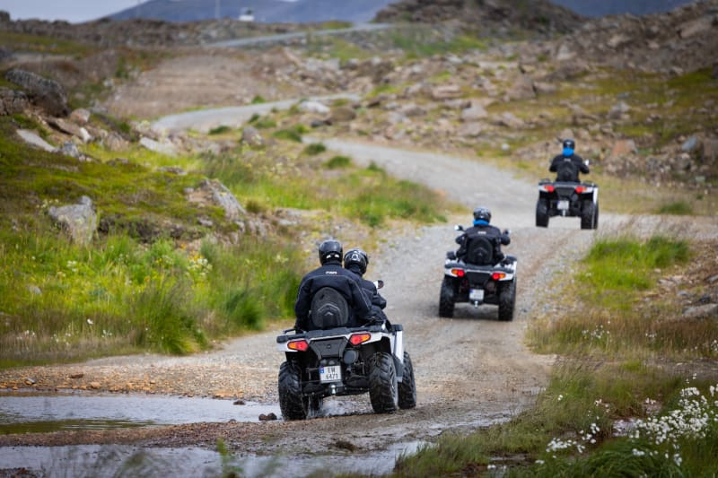 North Cape ATV safari