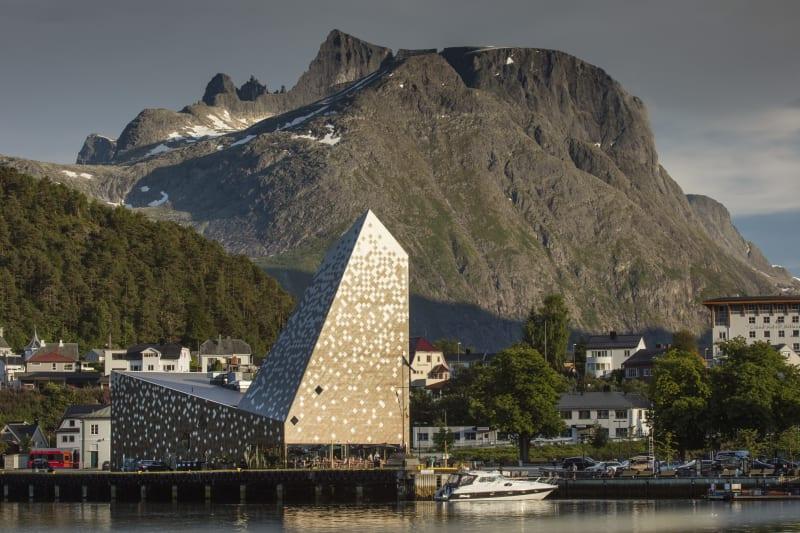 Norsk Tindesenter in Åndalsnes