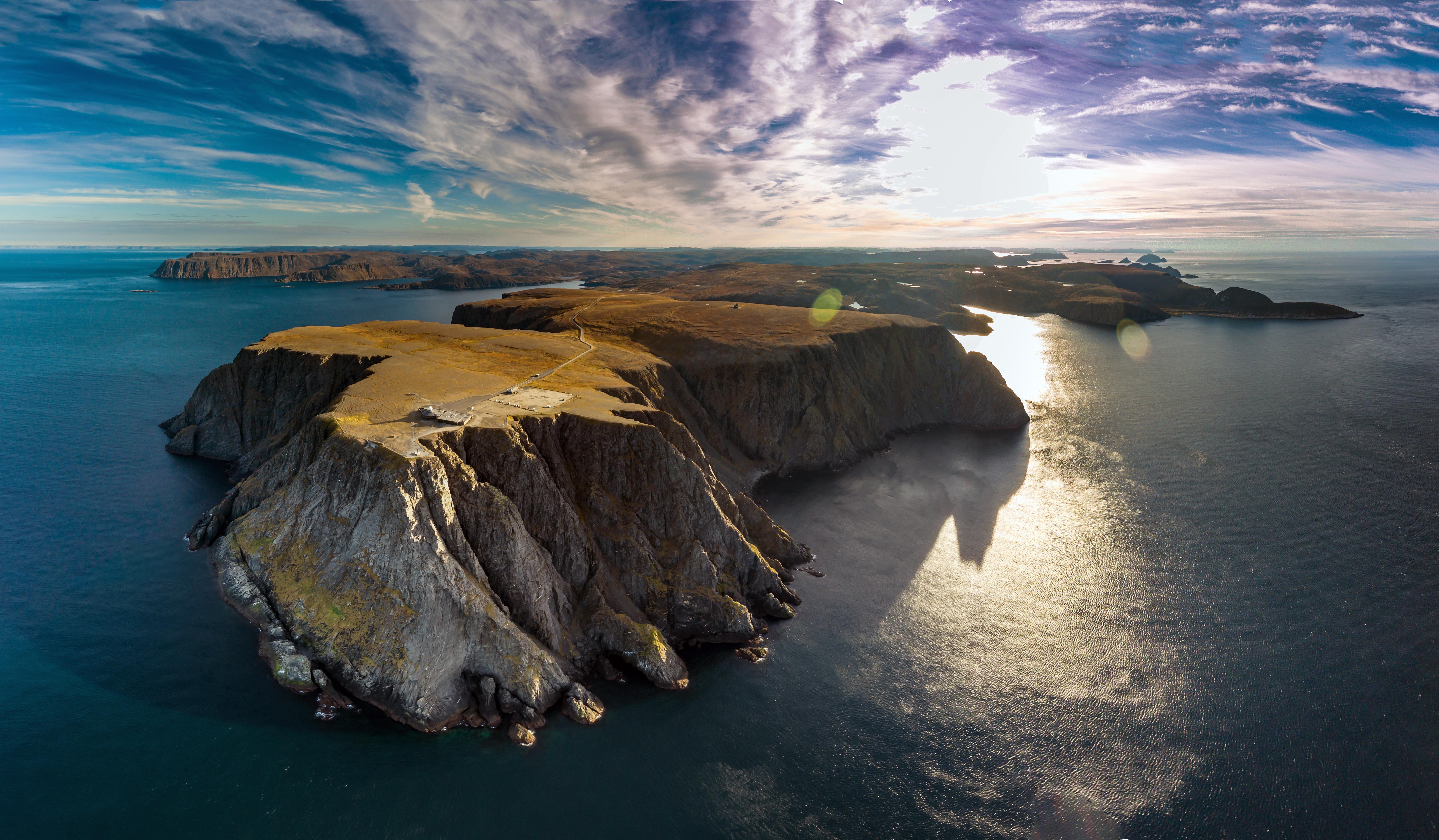 The North Cape - Edge of the world
