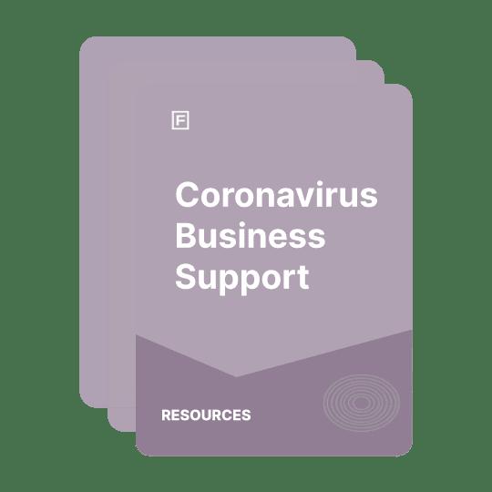 coronavirus business support guide