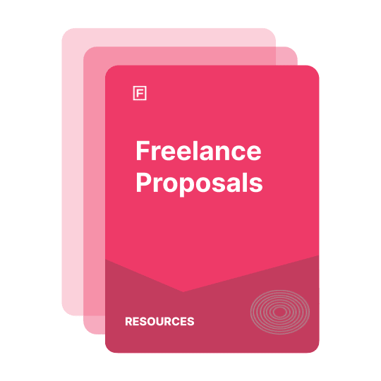 freelance proposals guide