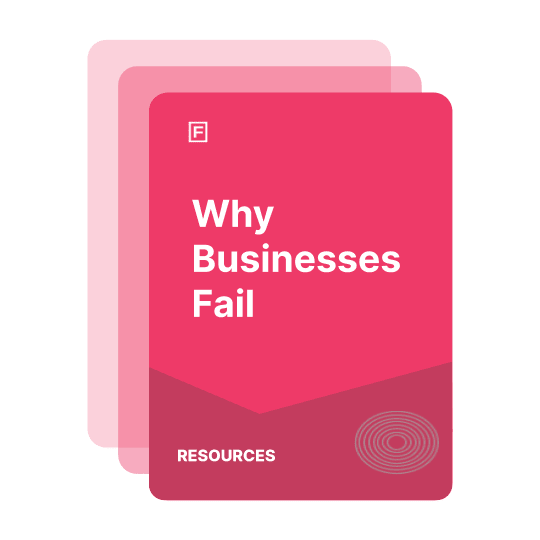 why do business fail guide