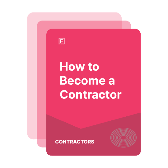 how to become a contractor guide