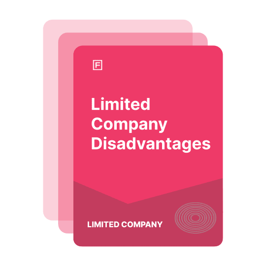 disadvantages limited company guide